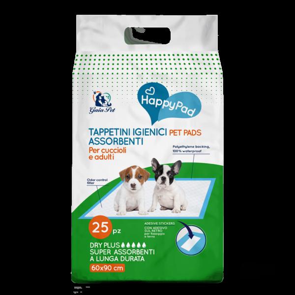 tappetini igienici per cuccioli e adulti